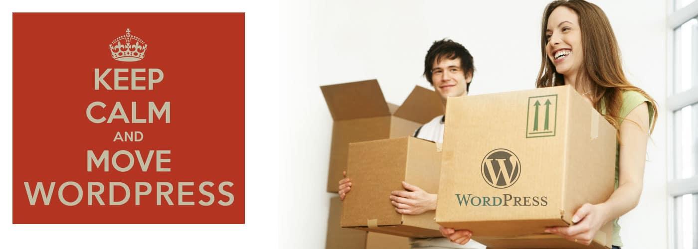 WordPress website verhuizen? Hier zijn zes dingen die je absoluut niet mag vergeten.